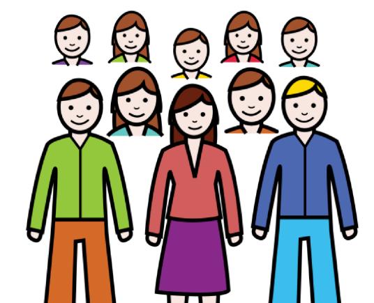 Le GraaAl groupe d'adultes autistes en Alsace (image illustrative)