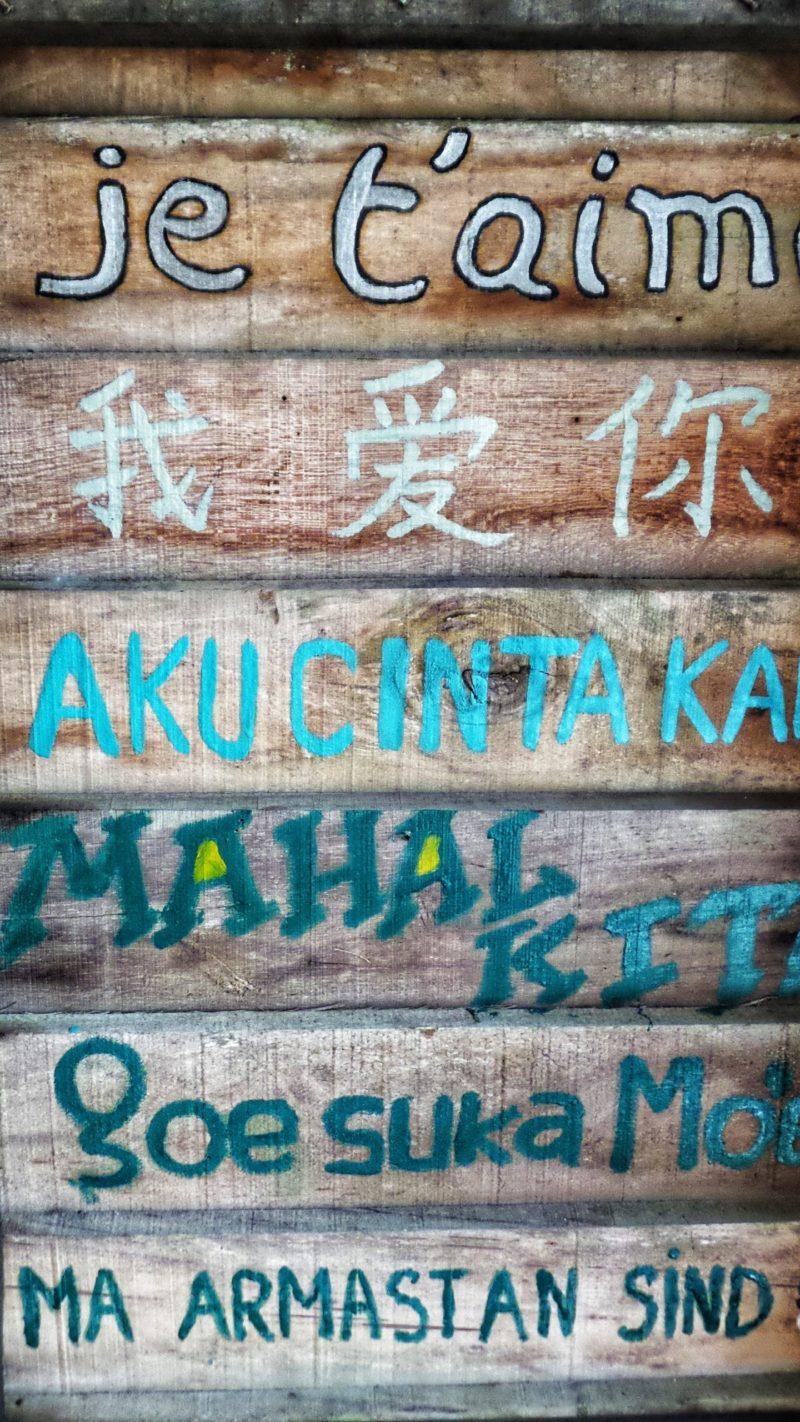 Echanges linguistiques (en présentiel)