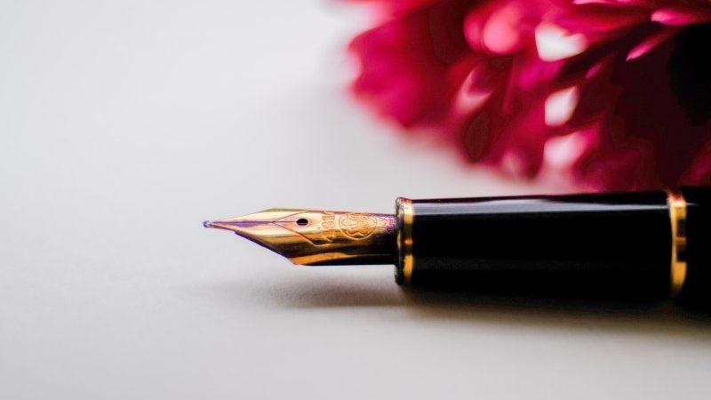 Un stylo plume
