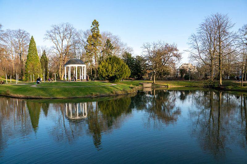 Sortie : Pic-nic au Parc de l'Orangerie