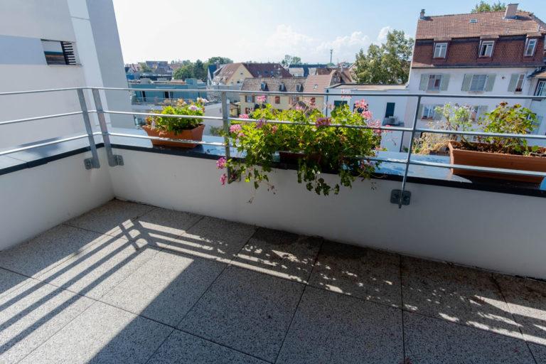Le balcon du GEM